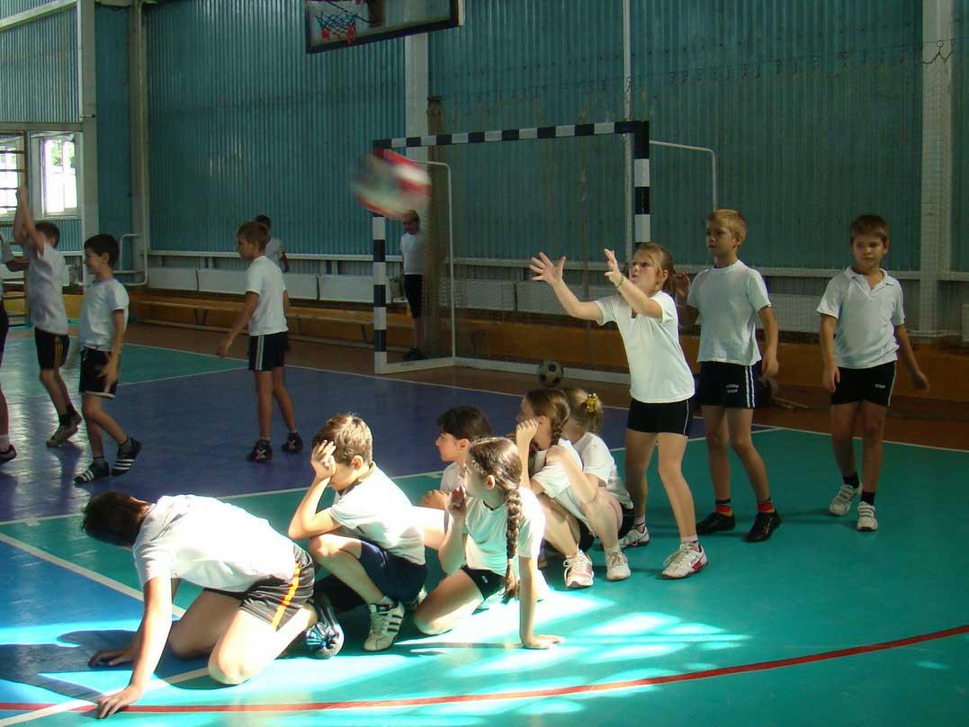 Конкурсы спортивные для начальных классов